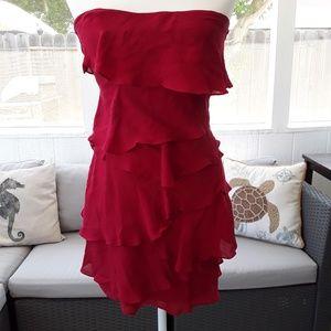 """BCBGMAXAZRIA """"Ginger"""" dress size 2"""
